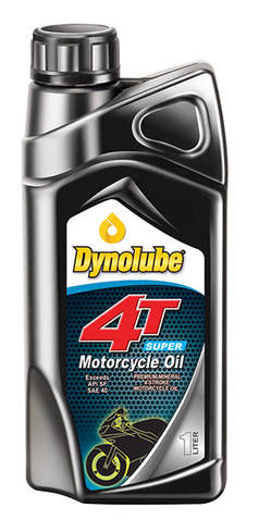 Dynolube 4T Super Motorcycle Oil ​