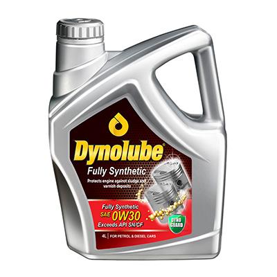 Dynolube Fully Synthetic 0W30