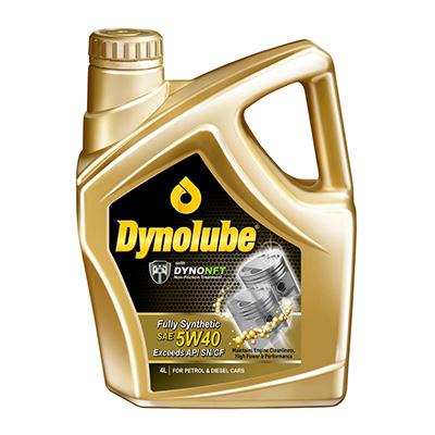 Dynolube Fully Synthetic 5W40