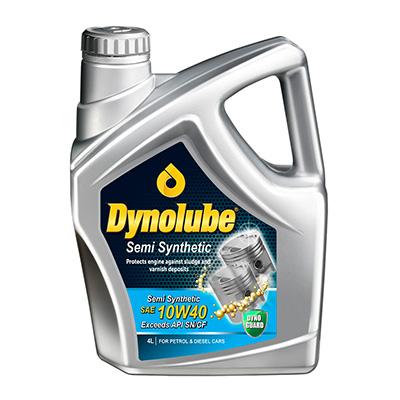 Dynolube Semi Synthetic 10W-40