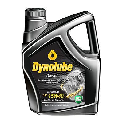 Dynolube Diesel Multigrade 15W-40
